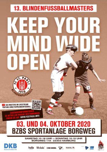 13tes Blindenfussballmasters am Borgweg